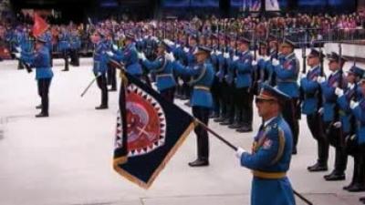 Proslava Dana Vojske Srbije i Dana pobede