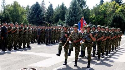Proslava Dana ariljerije i Mešovite artiljerijske brigade