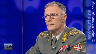 RTS Oko: Milan Mojsilović, načelnika Generalštaba