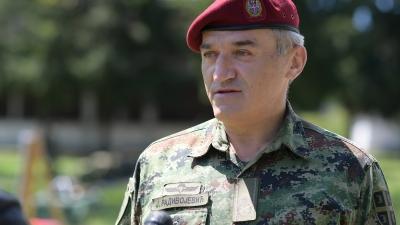 Brigadni general Jelesije Radivojević