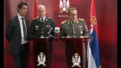 Сусрет генерала Милетића и Бартелса