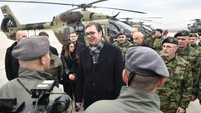 President of the Republic of Serbia, Aleksandar Vučić