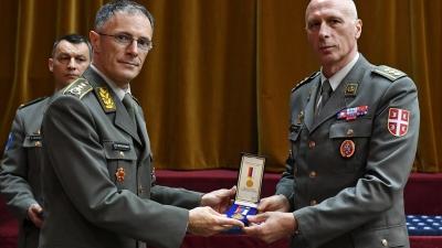Уручене војне споменице припадницима 63. падобранске бригаде