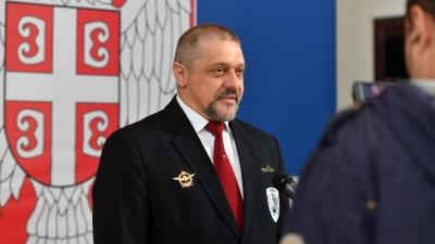 Миле Карановић, потпуковник у пензији