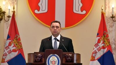 Govor ministra Vulina na primopredaji dužnosti načelnika Generalštaba
