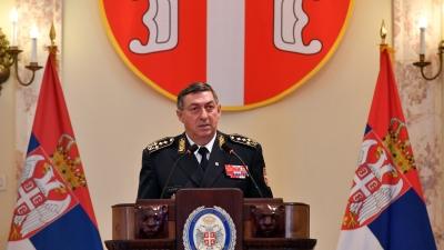 Обраћање генерала Љубише Диковића