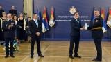 Уручена одликовања припадницима Министарства одбране и Војске Србије
