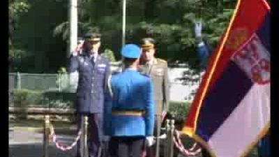 Посета НГШ ОС Шпаније генерала Фернандеза Војсци Србије