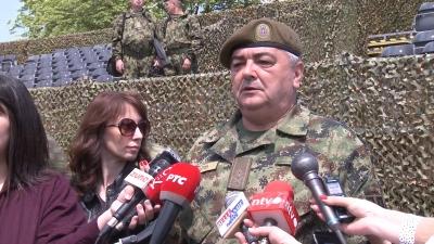Бригадни генерал Владета Балтић