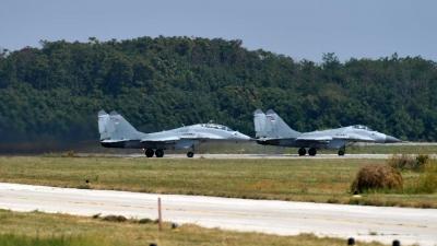 Пробни лет два авиона МиГ-29 набављена у Руској Федерацији