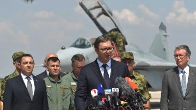 Пробни лет два авиона МиГ-29 набављена у Руској Федерацији, изјава председника Вучића