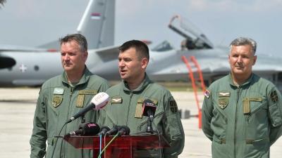 Пробни лет два авиона МиГ-29 набављена у Руској Федерацији, изјава пуковника Пипоског