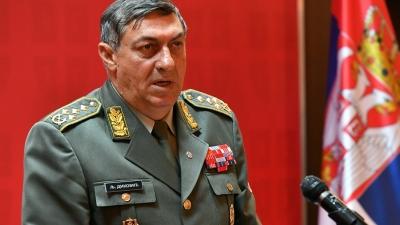 Генерал Љубиша Диковић о војној сарадњи са Европском унијом