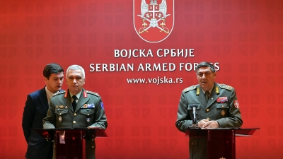 Изјава генерала Михаила Костаракоса