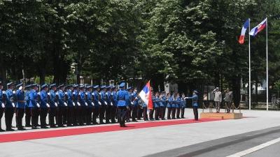 Посета начелника Генералштаба Војске Француске