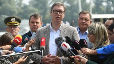 Izjava predsednika Republike Srbije Aleksandra Vučića