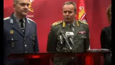 Poseta načelnika odbrane Republike Bugarske