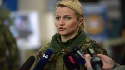 Потпоручник Тамара Шевић