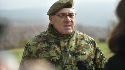 Brigadier General Slobodan Stopa, Commander 4th Army Brigade