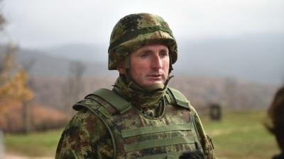 Major Bojan Stojanović