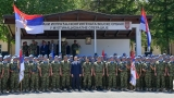 Serbian Armed Forces Contingent Sent-Off to UNIFIL