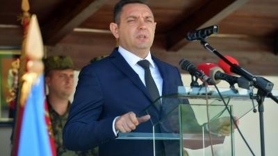 Govor ministra Vulina na ispraćaju kontingenta VS u Liban