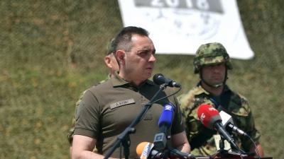 Balkanski odgovor 2018: ministar Vulin