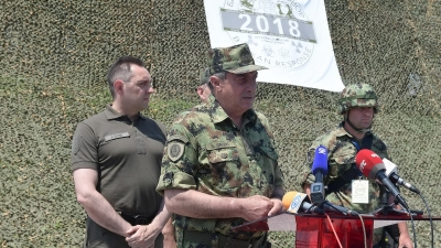 Balkanski odgovor 2018: general Diković