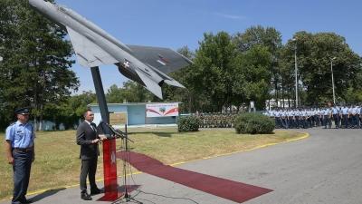 Speech by Minister Vulin
