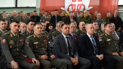Прослава Савиндана у Специјалној бригади