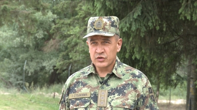 Пуковник Звонко Стојковић о вежби Ватрени скок 2018