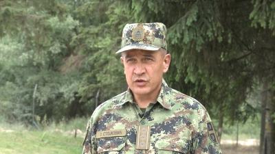 Pukovnik Zvonko Stojković o vežbi Vatreni skok 2018