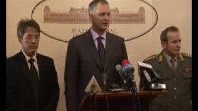Обраћање министра Шутановца