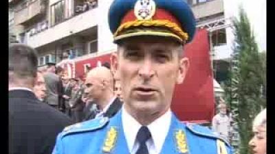 изјава команданта Гарде бригадног генерала Горана Радовановића