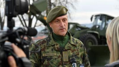 Lieutenant Colonel Damir Novoselac