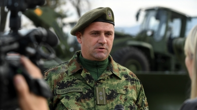 Lieutenant Colonel Slavko Prodanović