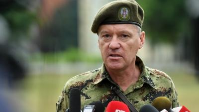 Major Zdenko Cvijetić, komandir Čete za obuku vodiča pasa, uzgoj i dresuru pasa