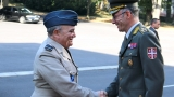 A Visit by the Chairman of the NATO Military Committee