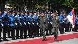Посета команданта Националне гарде Кипра