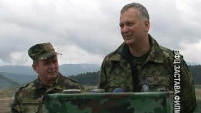 """Завршна вежба Војне академије """"Дипломац 2011"""""""