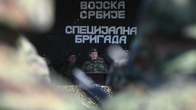 Новине у командовању Специјалном бригадом