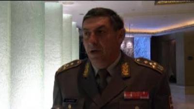 General Diković ponosan na gardiste