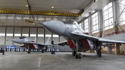 Србија је од данас власник још четири МиГ-а 29