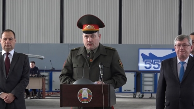 Начелник штаба за наоружање генерал-мајор Андреј Федин