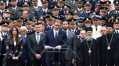 Обраћање председника Александра Вучића, први део