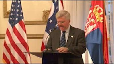 Обраћање амбасадора САД Кајла Ската
