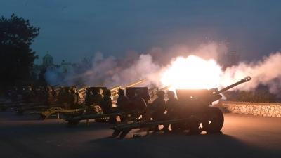 Почасна артиљеријска паљба поводом Дана примирја