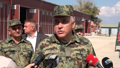 Izjava komandanta Druge brigade KoV brigadnog generala Željka Kuzmanovića