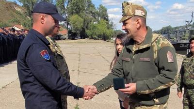 Brigadier General Attila Takacs