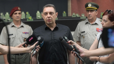 Изјава министра одбране Алњксандра Вулина